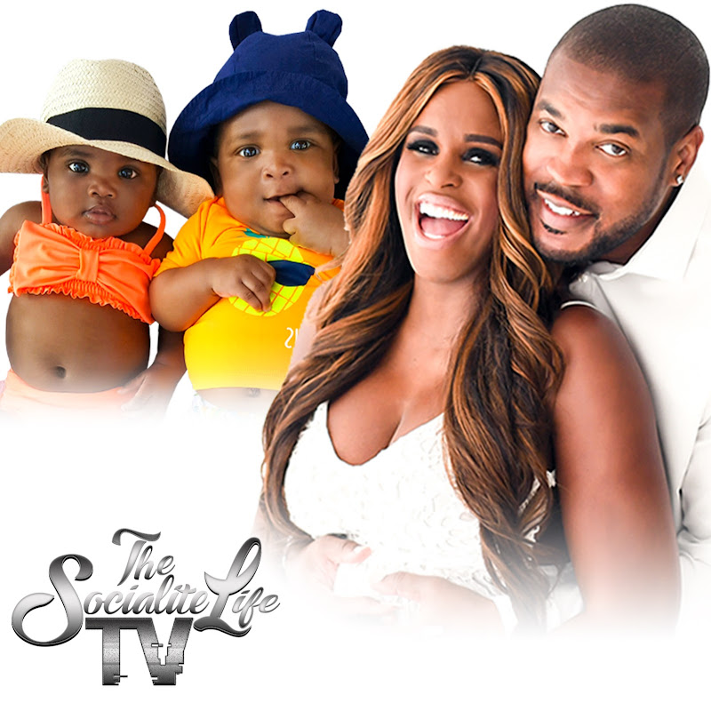 TheSocialiteLifeTV YouTube channel image