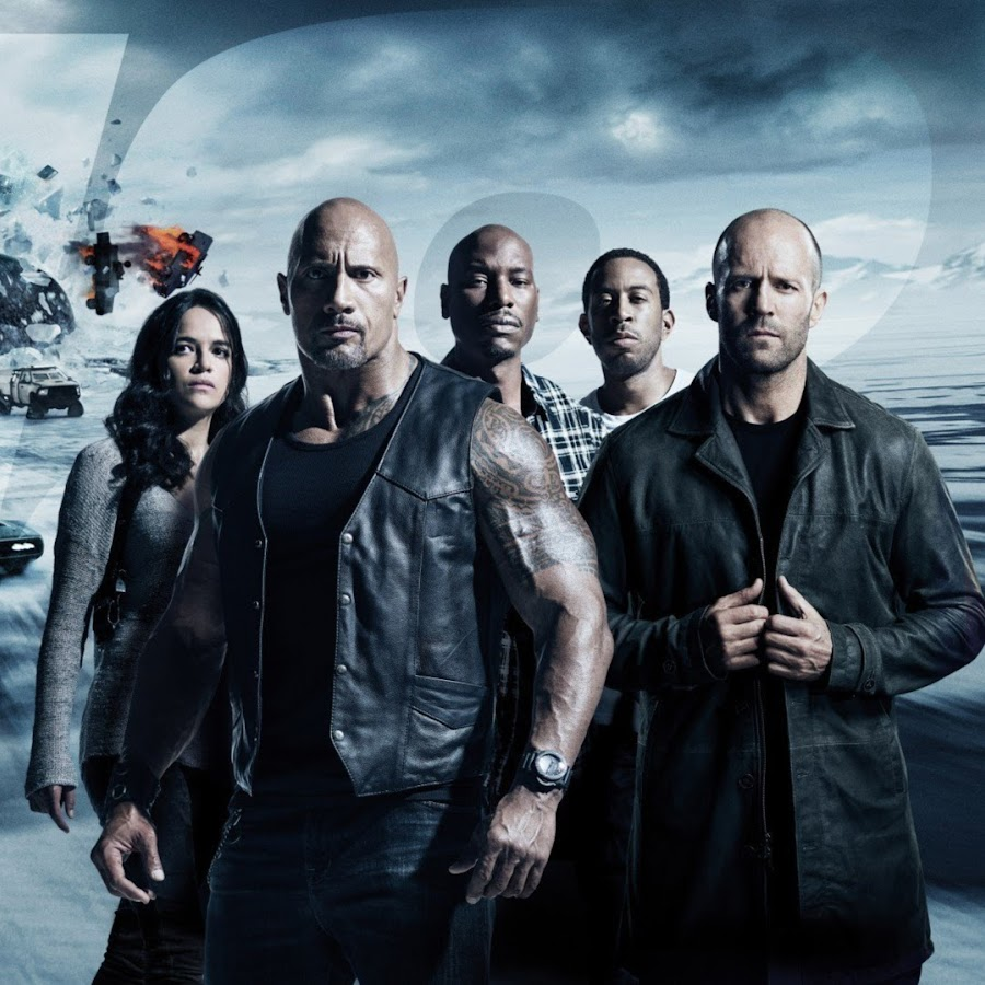 Fate Of The Furious 8 Full Movie'2017