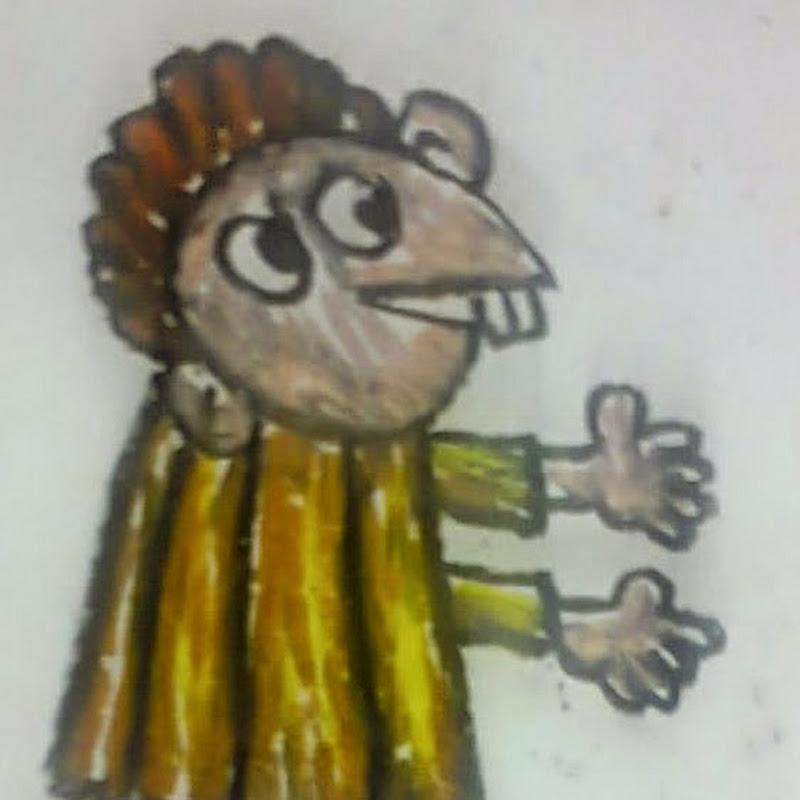 Menggambar Dan Mewarnai Pak Blangkon Funnycattv