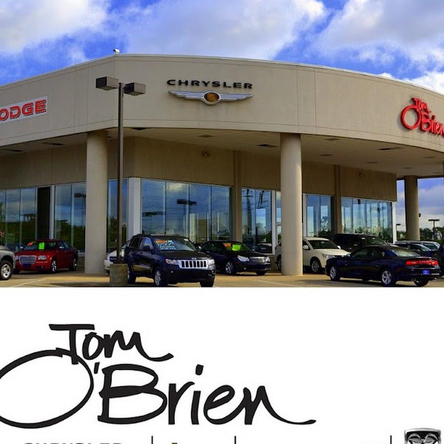 Tom O Brien Jeep >> Tom O Brien Chrysler Jeep Dodge Ram Indianapolis Youtube