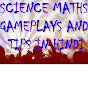 science maths gameplay