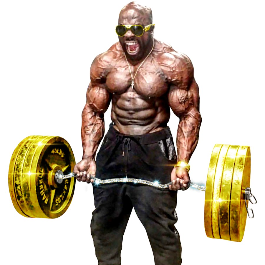 The 45-year old son of father (?) and mother(?) Kali Muscle in 2021 photo. Kali Muscle earned a  million dollar salary - leaving the net worth at  million in 2021