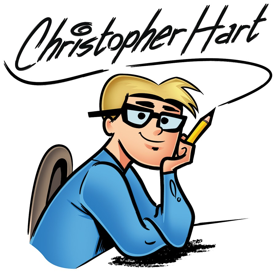 Christopher Hart Youtube