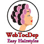 WebTocDep - Easy Hairstyles