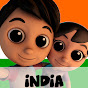 Luke and Lily India -