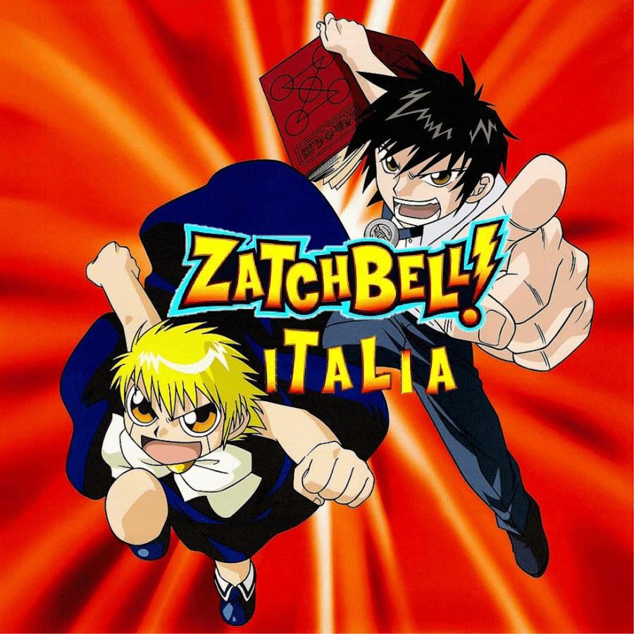 Zatch Bell Ost: Zatch Bell Italy