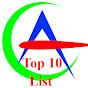 Amazing Top 10 List