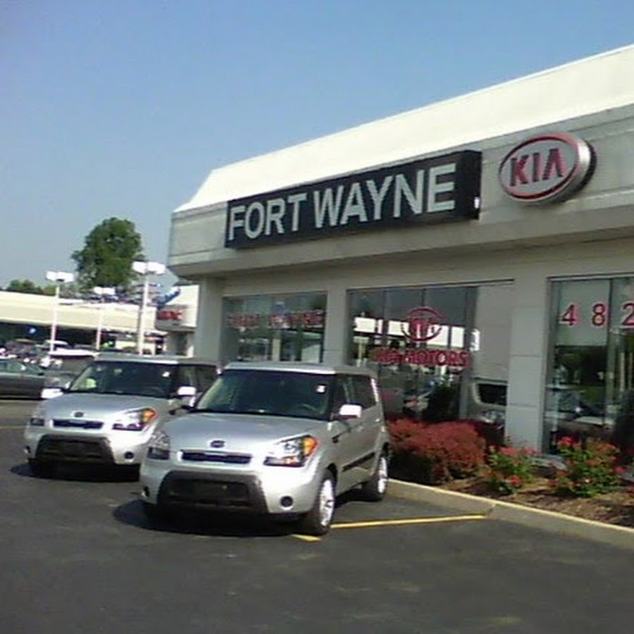 Fort Wayne Kia >> Fort Wayne Kia Youtube