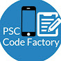 psc code factory