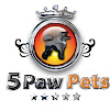 5pawpets
