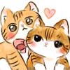 호영민서와 고양이