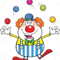 Indian clown