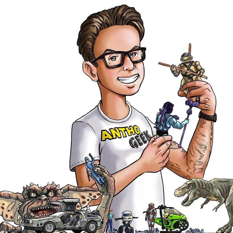 youtubeur Anthogeek