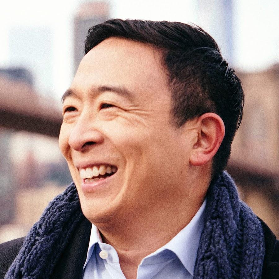 Andrew Yang for President 2020 - YouTube Andrew Yang
