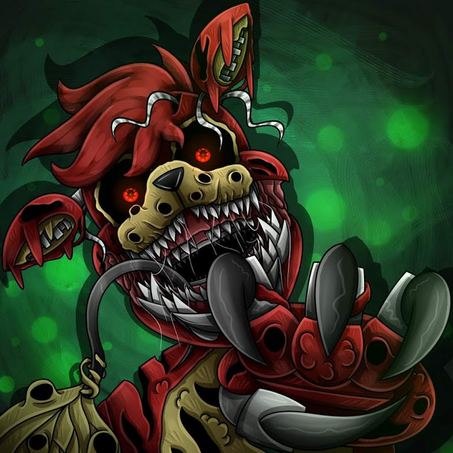 Twisted Foxy - YouTube