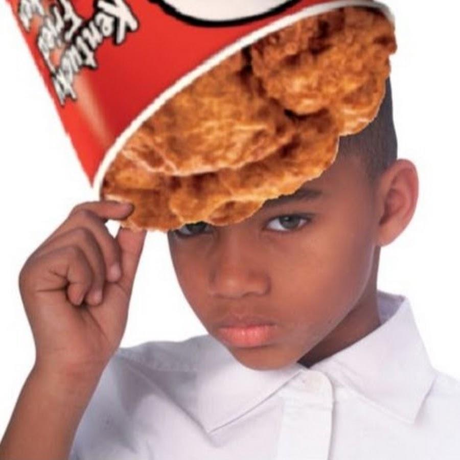 kfc 12-piece fried chicken bucket hat kid - YouTube 1be81f49018