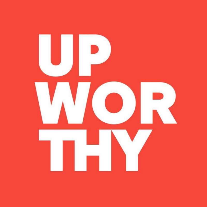 Upworthy YouTube channel image