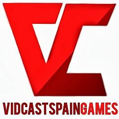 VidCastSpainGames