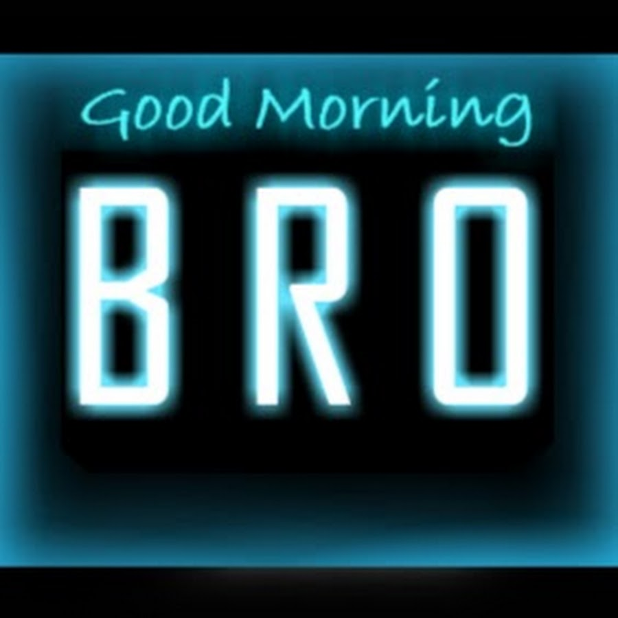 Channel Good Morning BRO