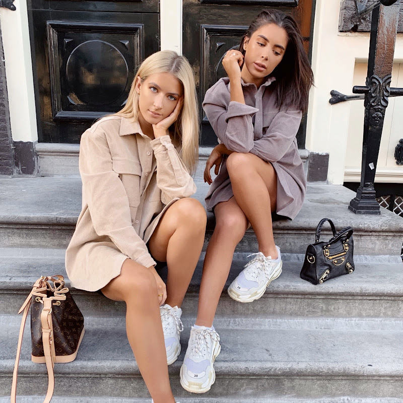 Sophia and Cinzia Photo