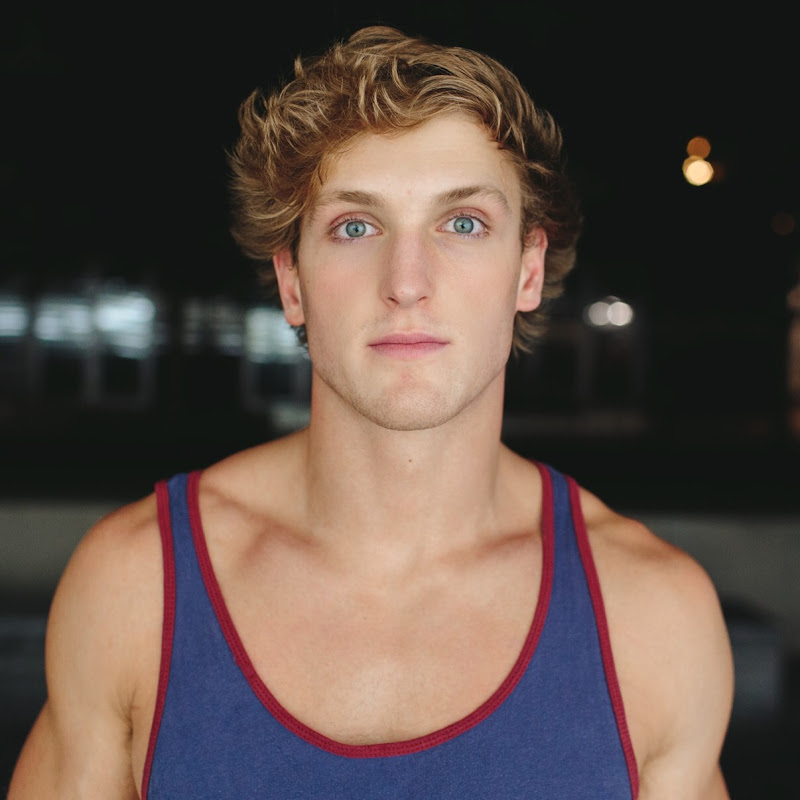 TheOfficialLoganPaul YouTube channel image