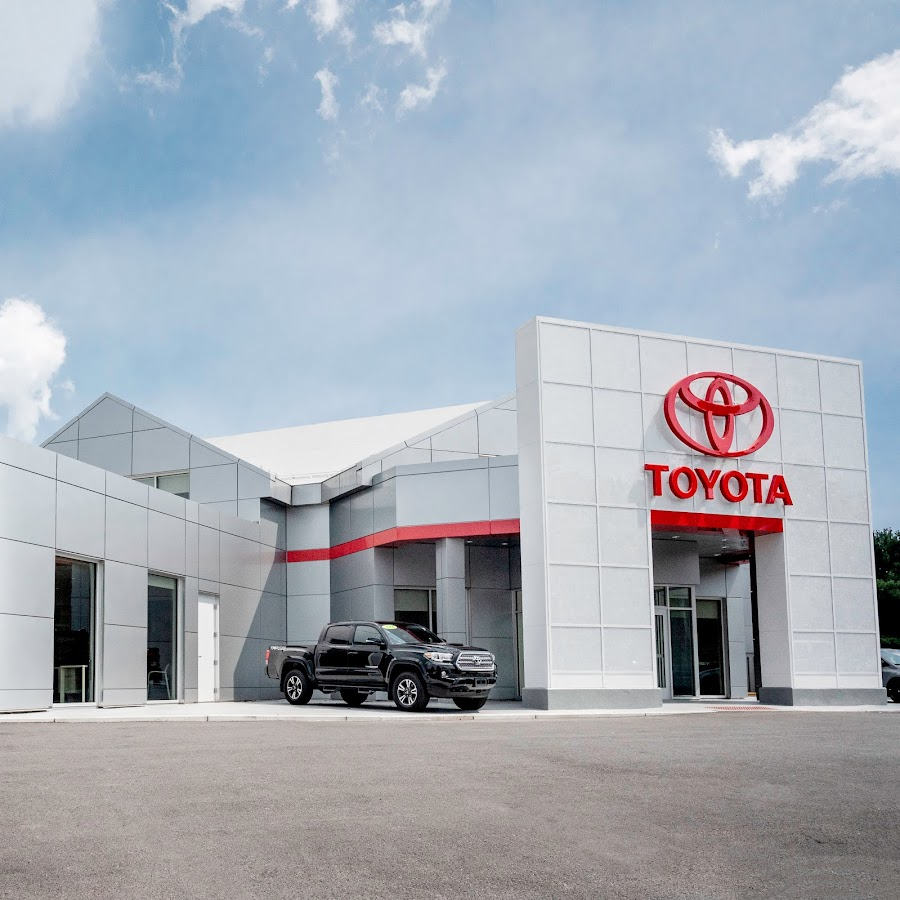 Toyota Dealerships Ma: Toyota Of Dartmouth