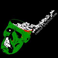 Zombie Popcorn