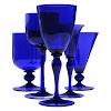 Bristol Blue Glass