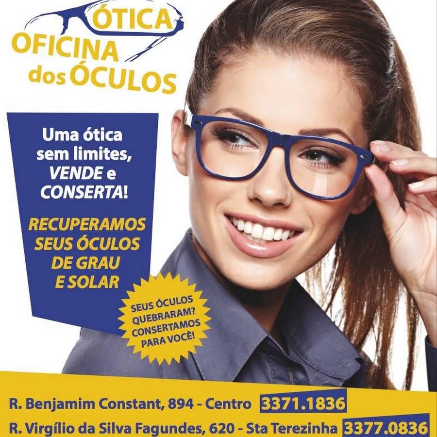 bf0786a2a Otica Oficina dos Óculos Piracicaba - YouTube