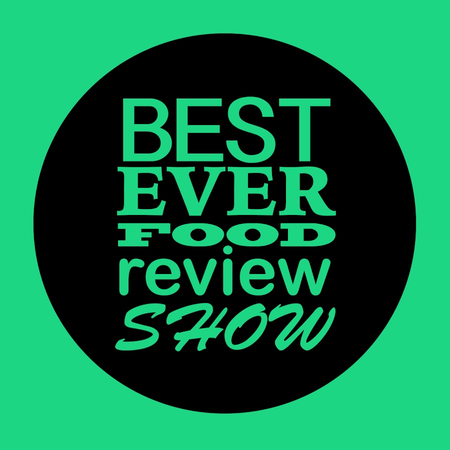 best ever food review show youtube