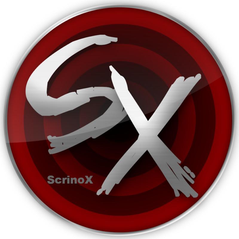 youtubeur ScrinoX