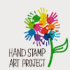 Hand Stamp Art Project
