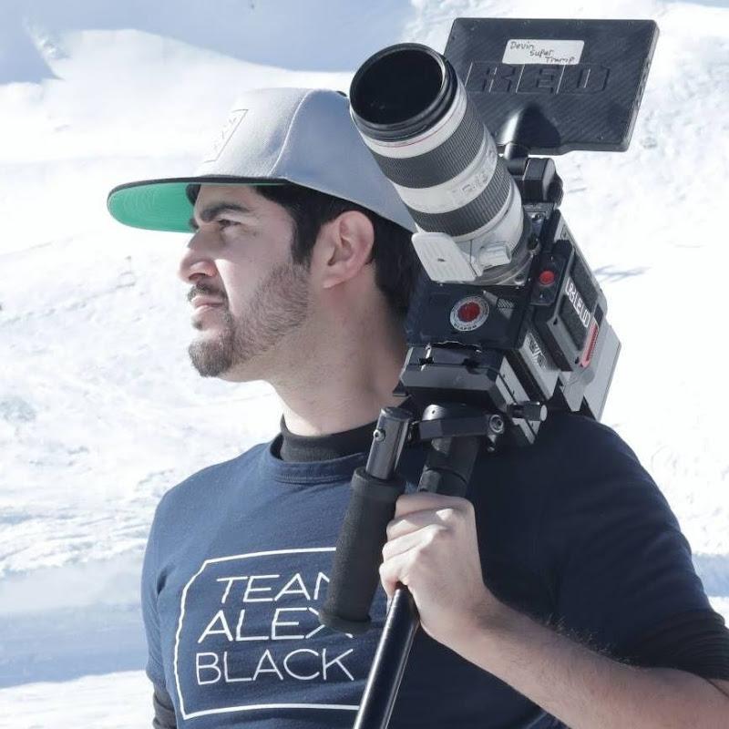 youtubeur Alex Black