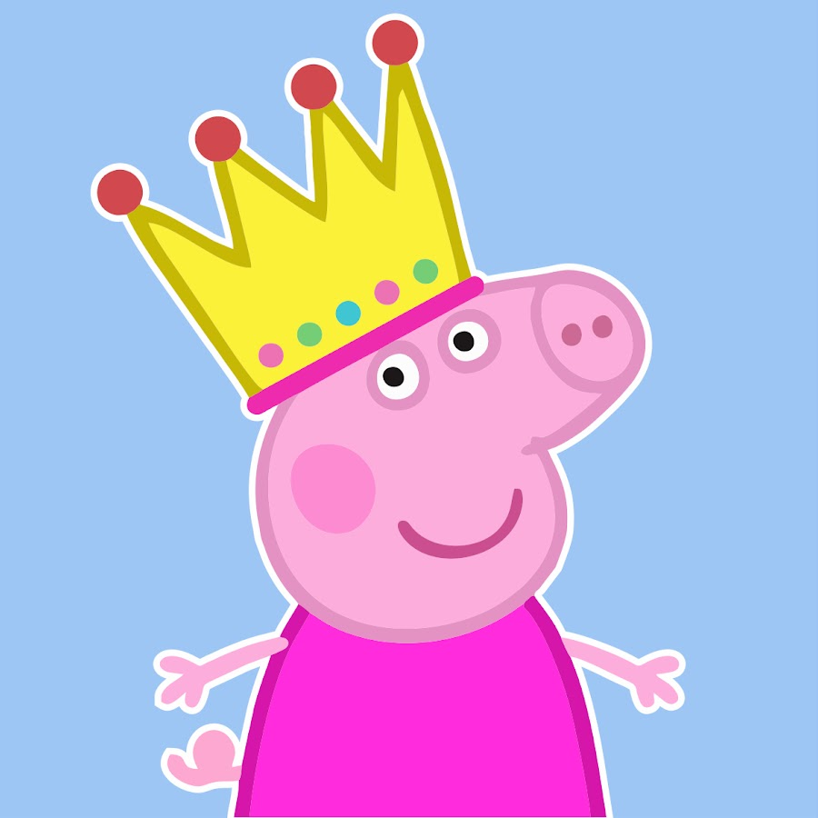 Peppa Pig TV - YouTube
