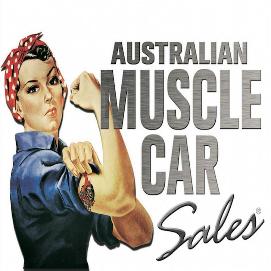 Australian Muscle Car Sales - YouTube