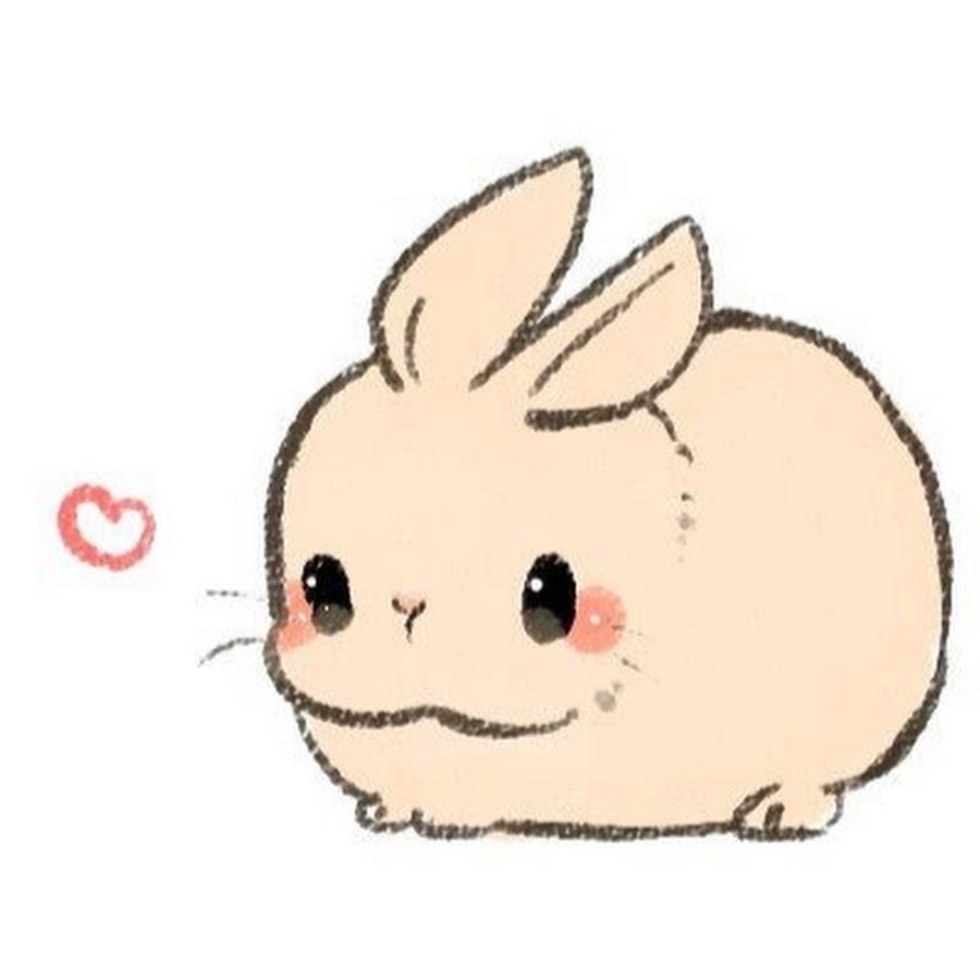 cute bunny drawings - 400×400
