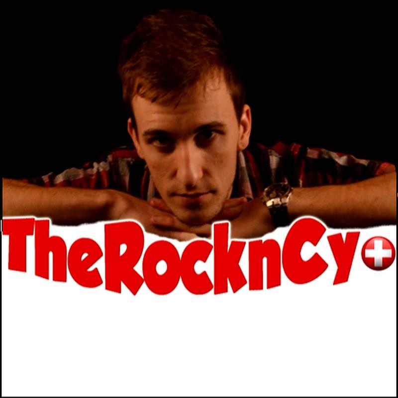Youtubeur TheRocknCy