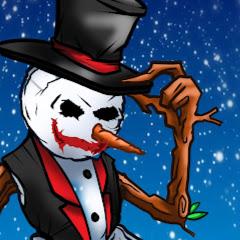 Jay Karl's Scary Snowman