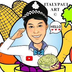 ItalyPaul - Art In Fruit & Vegetable Carving Lessons