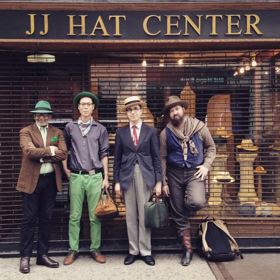 JJ Hat Center NYC - YouTube 31c3cfe08eda