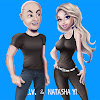 JV and Natasha Yi