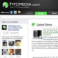 HTCPedia com