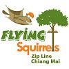 Flying Squirrels Zip Line Chiang Mai