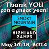 Smoky Mountain Highland Games