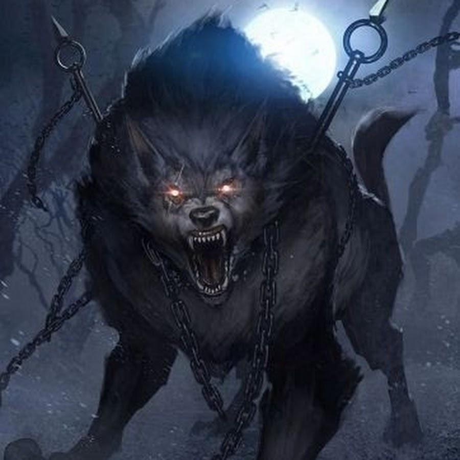 Demon Wolf Youtube