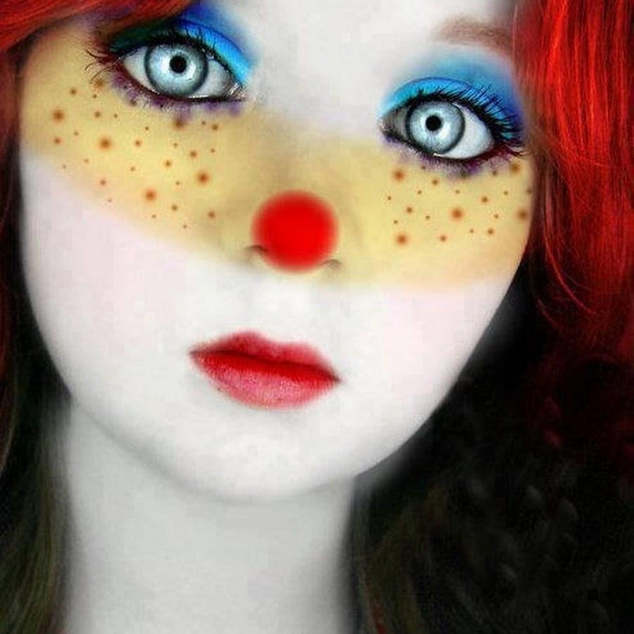 cute clown faces - 660×800