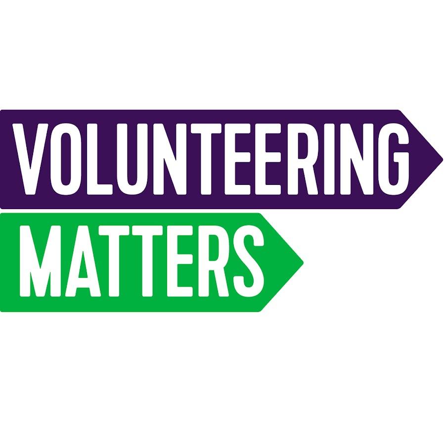 volunteering matters youtube