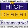 High Desert Frameworks