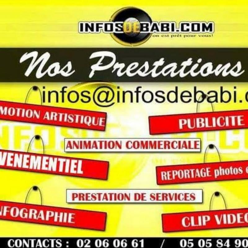 INFOSDEBABI TV CHANEL