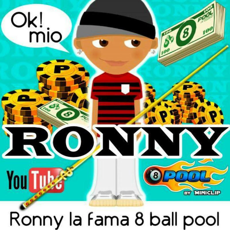 Ronny la fama 8 ball pool